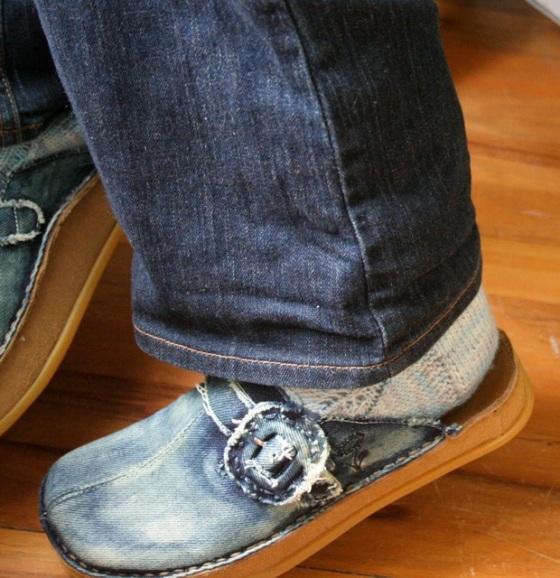 Vegan Earth Shoes