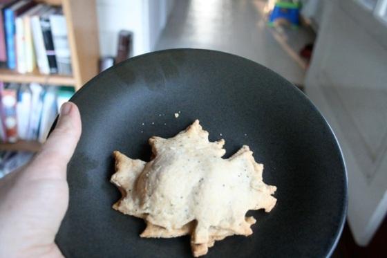 Savory Autumn Leaf Pies