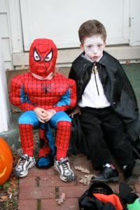 Spider-Man and the Vampire