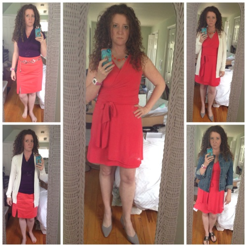 Stitch Fix #1 - May 2013