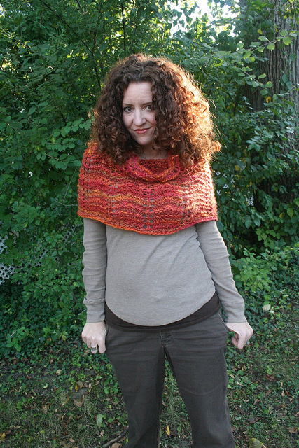 Rings of Fire Cowl