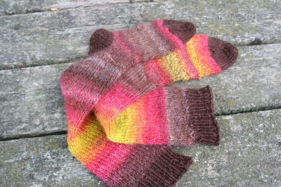 Socks for fall