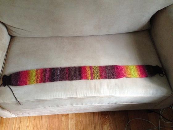 one loooong tube sock