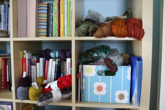 yarn, in situ