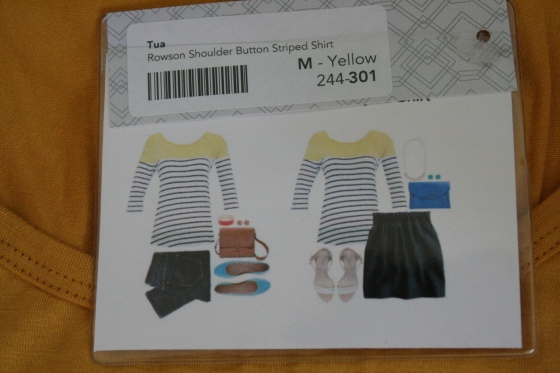 Striped Top styling suggestions