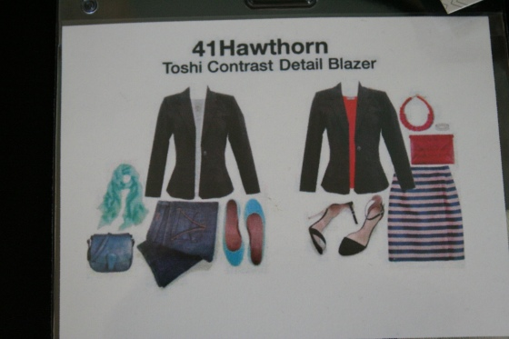 Blazer styling suggestions