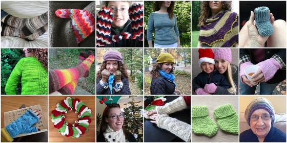 2013 :: finished knits