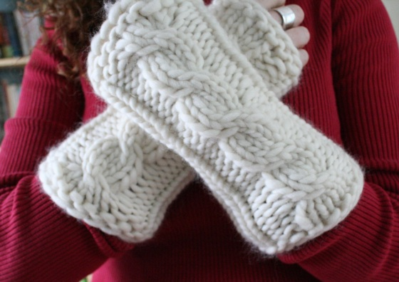 Whitefish Point Armwarmers