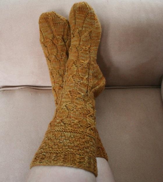 TTL Mystery Sock 2010