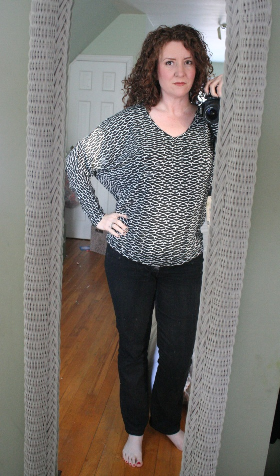 is this a maternity shirt?