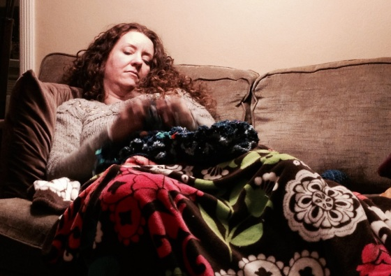 sleepknitting
