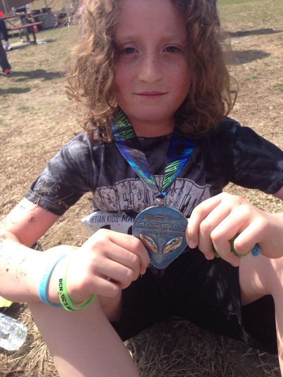 marathon medal!