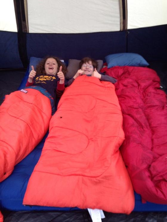 queen-sized air mattress