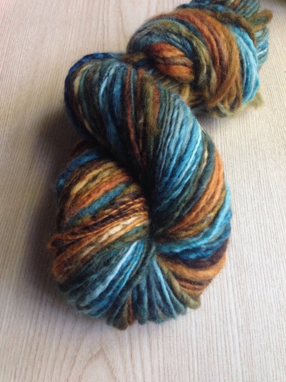 Hello Yarn BFL