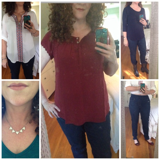 Stitch Fix #10, all keepers
