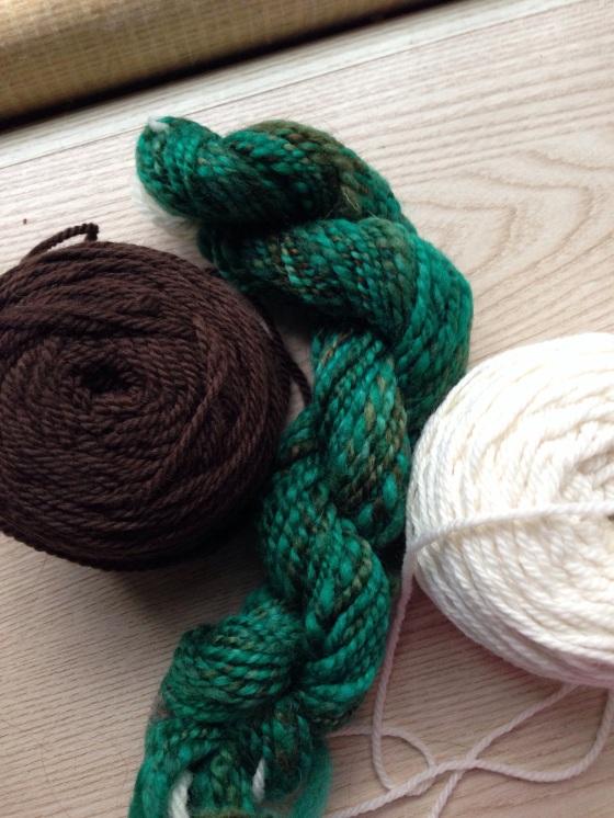Stonehedge Mills Shepherd's Wool + Handspun