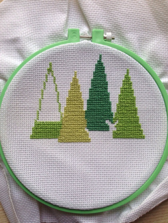 cross-stitch!