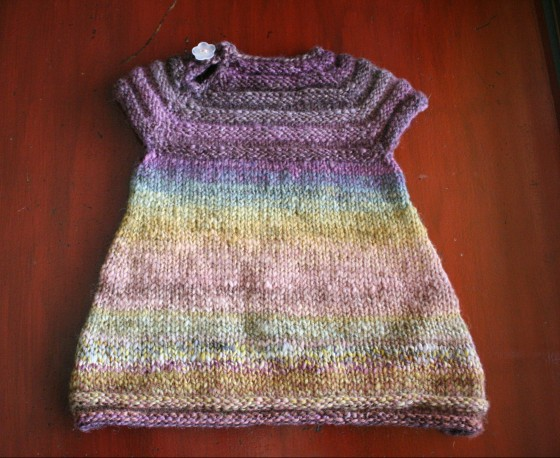 Handspun Little Sister Dress