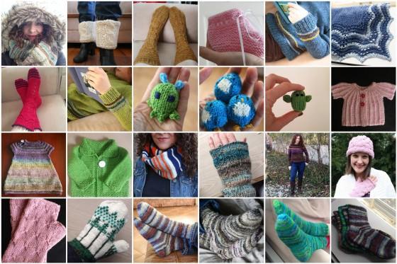 2014 Knitting