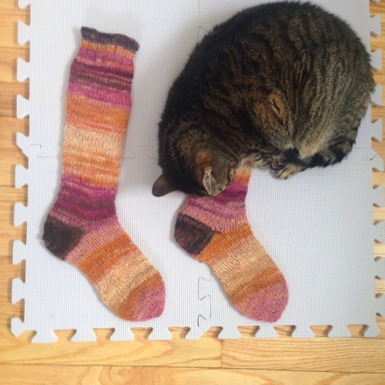 sock blocking