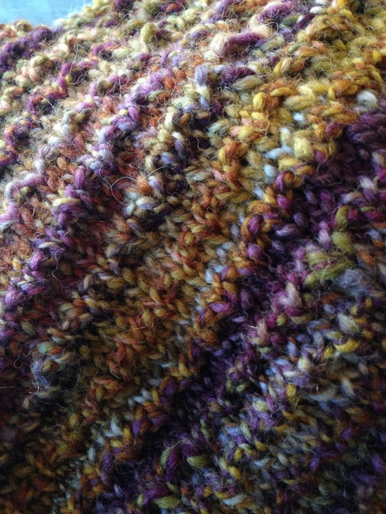 handspun Laurie pullover
